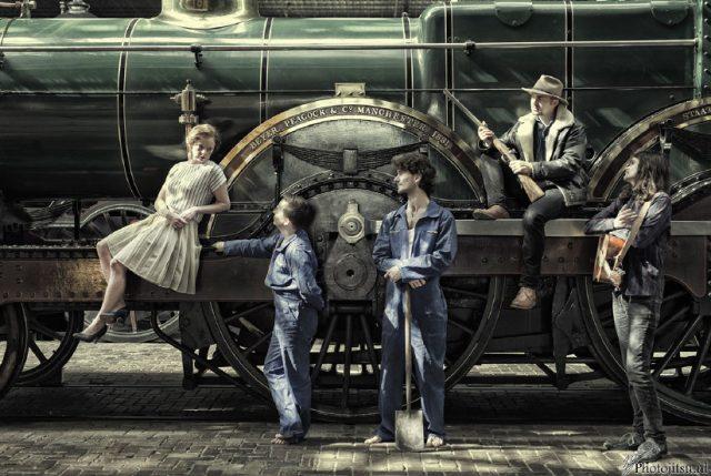 KrakersIjland And The Locomotives